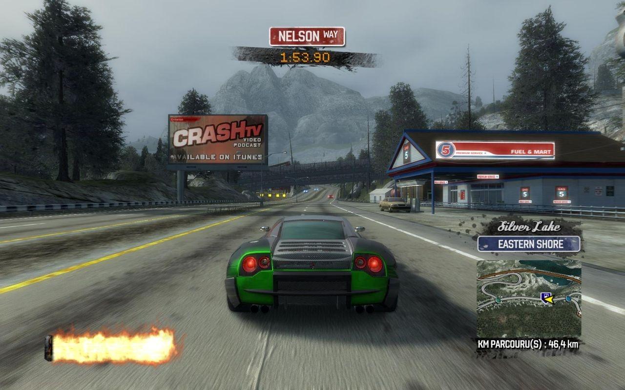 Перейти к скриншоту из игры strong em Burnout Paradise The Ultimate