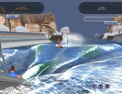 Скриншот из игры Wakeboarding Unleashed Featuring Shaun Murray 