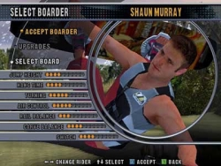 Скриншот из игры Wakeboarding Unleashed Featuring Shaun Murray под номером 4