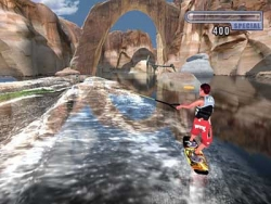 Скриншот из игры Wakeboarding Unleashed Featuring Shaun Murray под номером 6