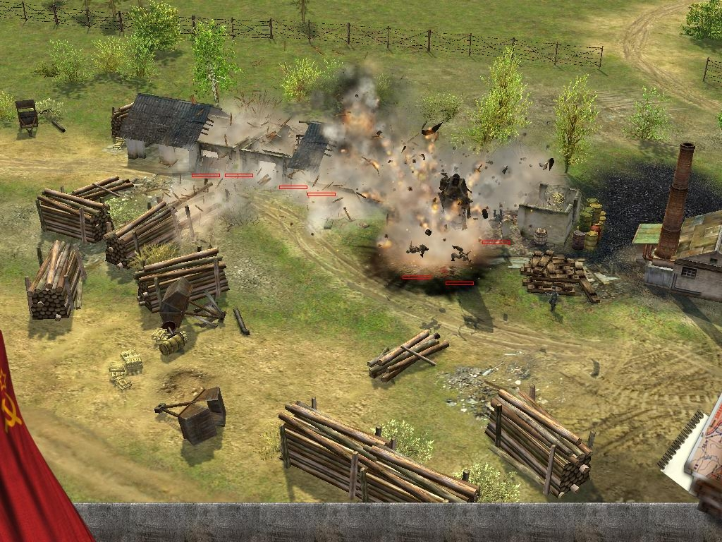 Из игры soldiers heroes of world war ii под номером 8