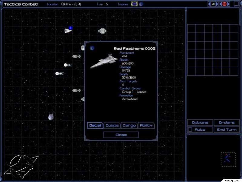 Космическая империя 6