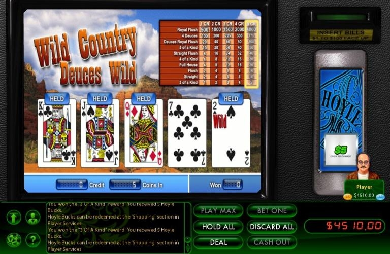 Hoyle casino 2009 game runway river rock casino