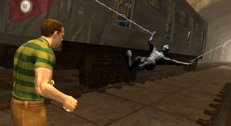 Человек Паук1 Игру
