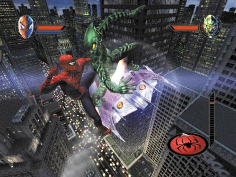 скачать игру новый человек паук 4 через торрент бесплатно на компьютер - фото 10