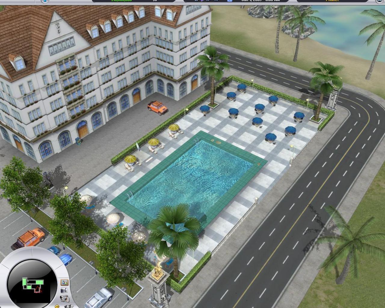 Игры про отель и гостиницы