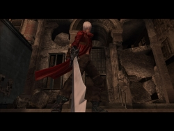 Скриншот из игры Devil May Cry 3: Dante's Awakening Special Edition