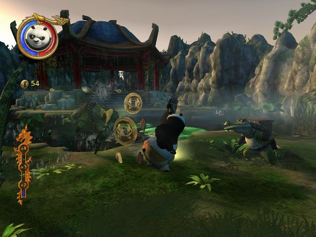 Kung-fu Panda Pc Game Download