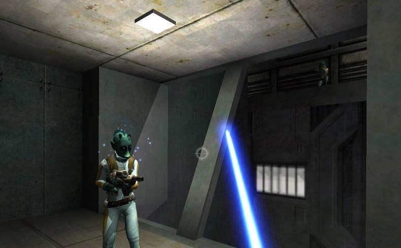 Скриншот Star Wars: Jedi Knight II: Jedi Outcast под номером 13