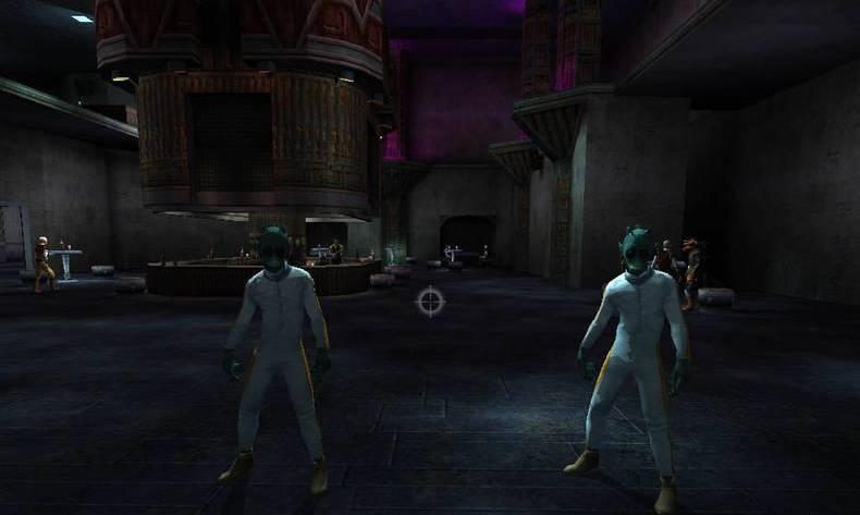 Jedi Knight Jedi Outcast Cheats