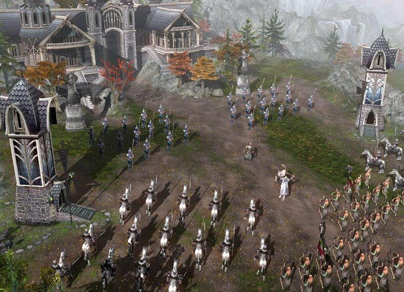 The Battle For Middle Earth 2 Cheats