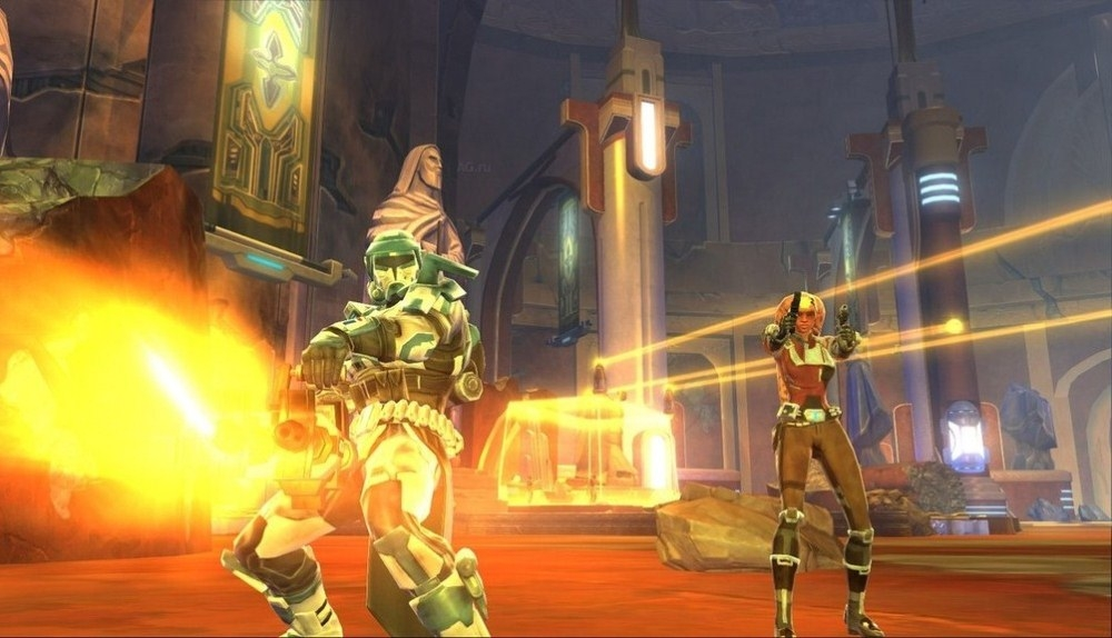 an analysis of the role of electronic arts on the topic of the video game star wars the old republic Video gaming developer electronic arts has announced a free trial of star wars: the old republic analysis of electronic arts role-playing game.