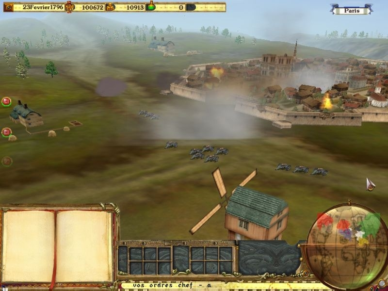 War and peace игра
