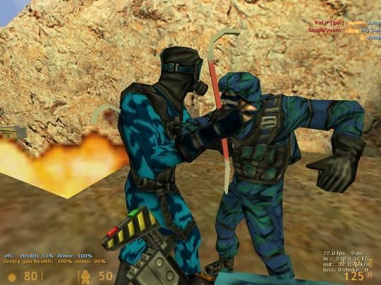 Team Fortress 2 Консоль