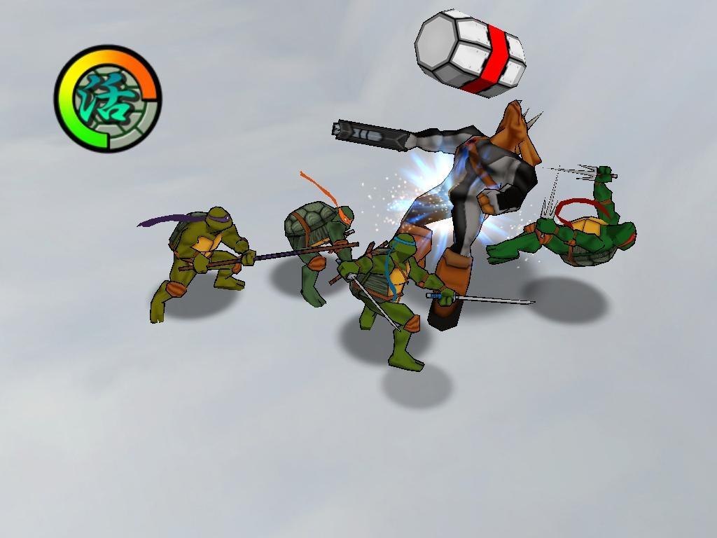 teenage mutant ninja turtles mame rom