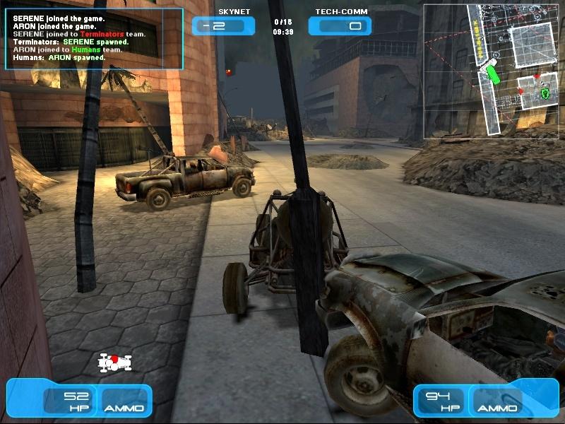 Коды На Игру Терминатор 3 Война Машин