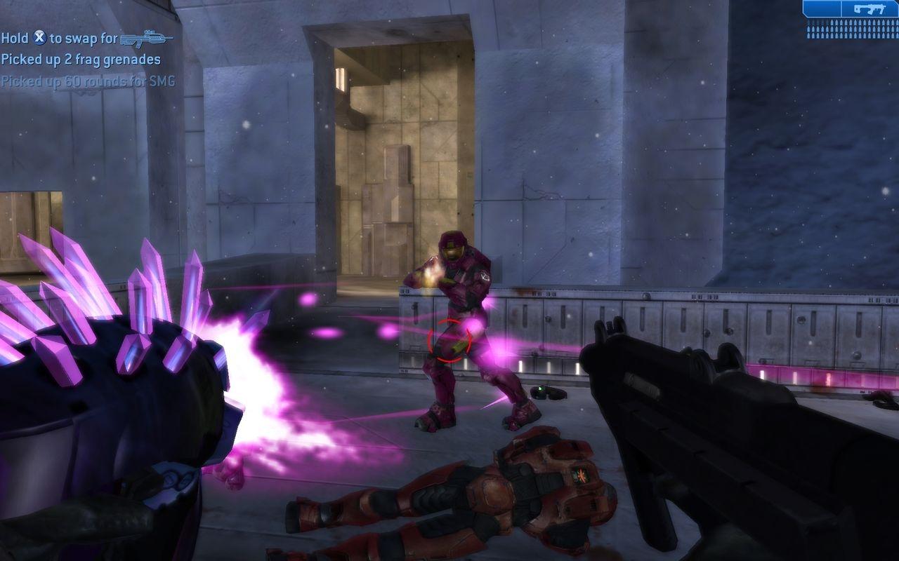 Скриншот Halo 2 под номером 33