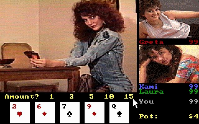 Strip Poker 3 - подробная информация и описание игры, качественное