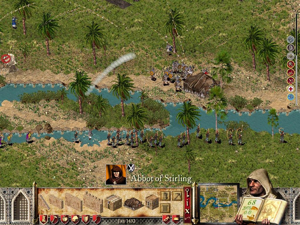 Коды читы stronghold crusader