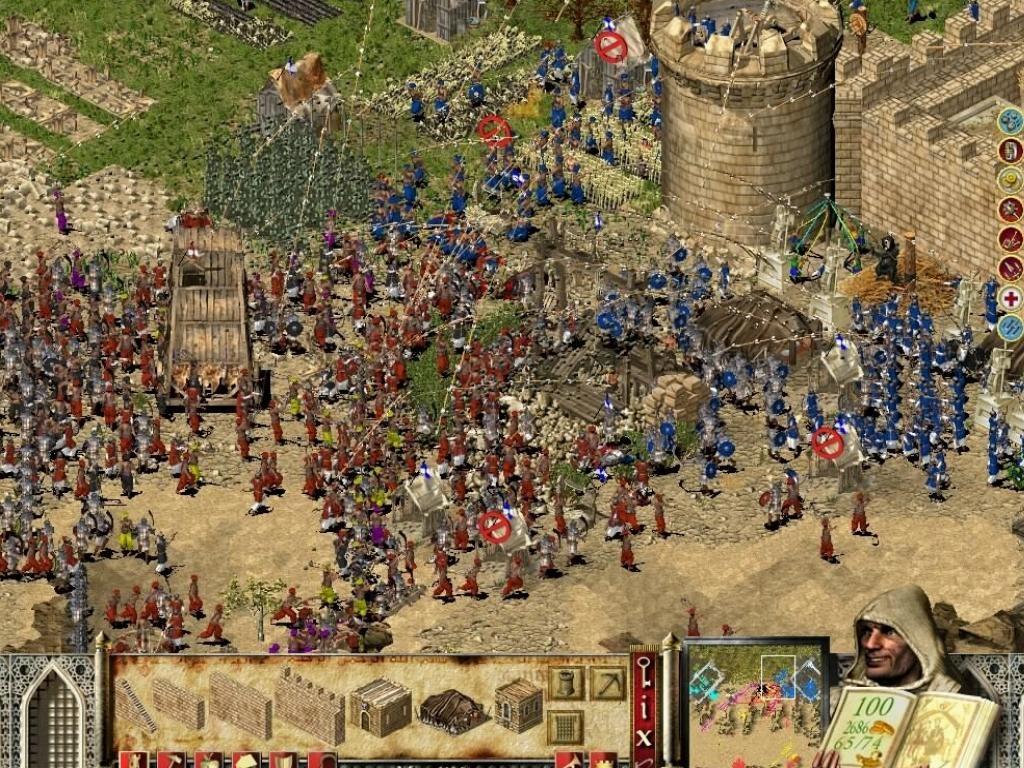 Stronghold Crusader Extreme Игры