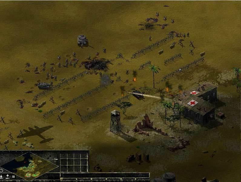 битва за ресурсы sudden strike