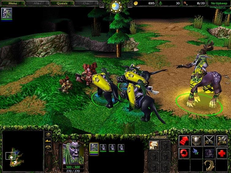 Warcraft 1.24 2 Торрент