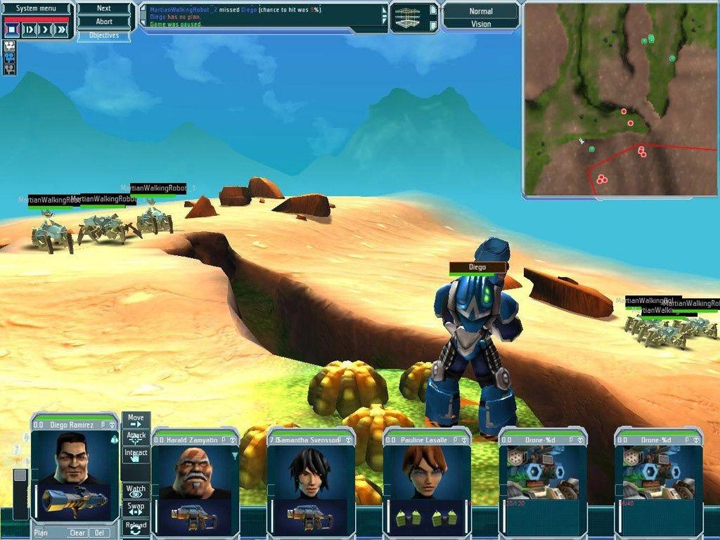 Скриншот из игры UFO: Afterlight под номером 2