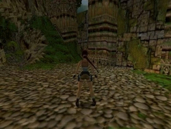 Скриншот из игры Tomb Raider 3: Adventures of Lara Croft