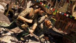 Скриншот из игры Uncharted 2: Among Thieves