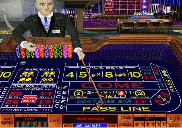 gambling wife