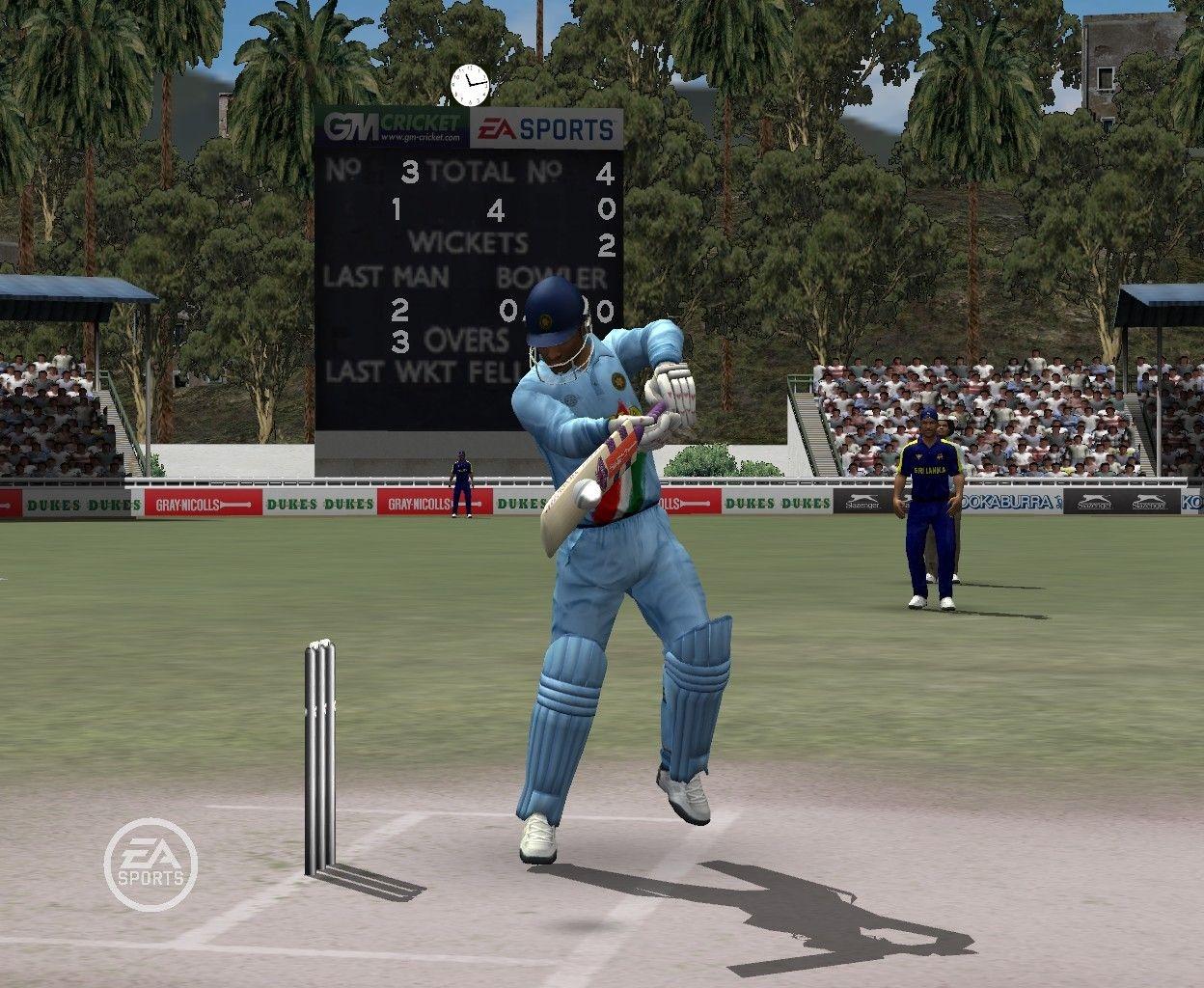 Cricket games 2008