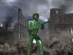 ������� � ���� Army Men: World War