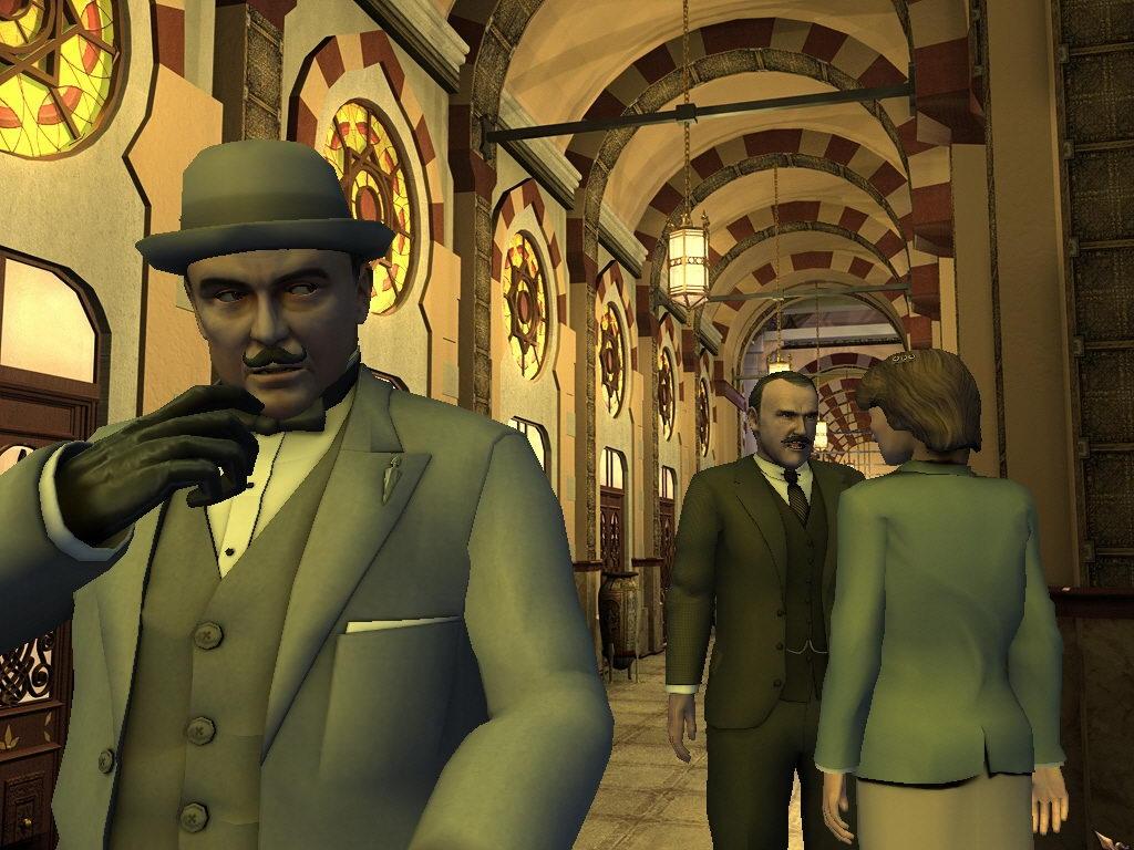 Free Poirot Game Download