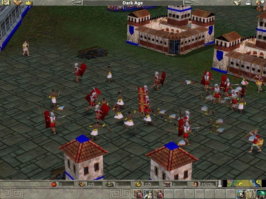 Последние обновления в галереях Empire Earth The Art of Conquest.