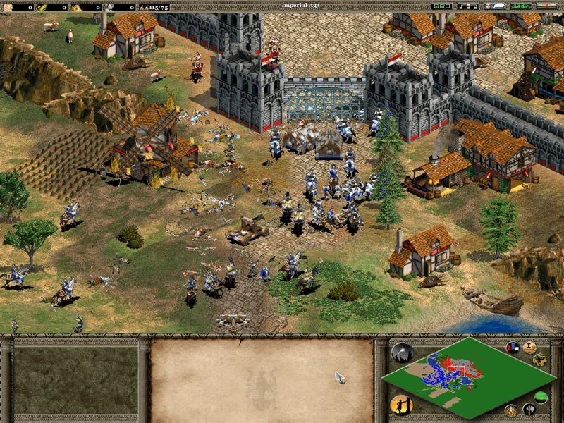 Скриншот Age of Empires 2: The Age of Kings под номером 6