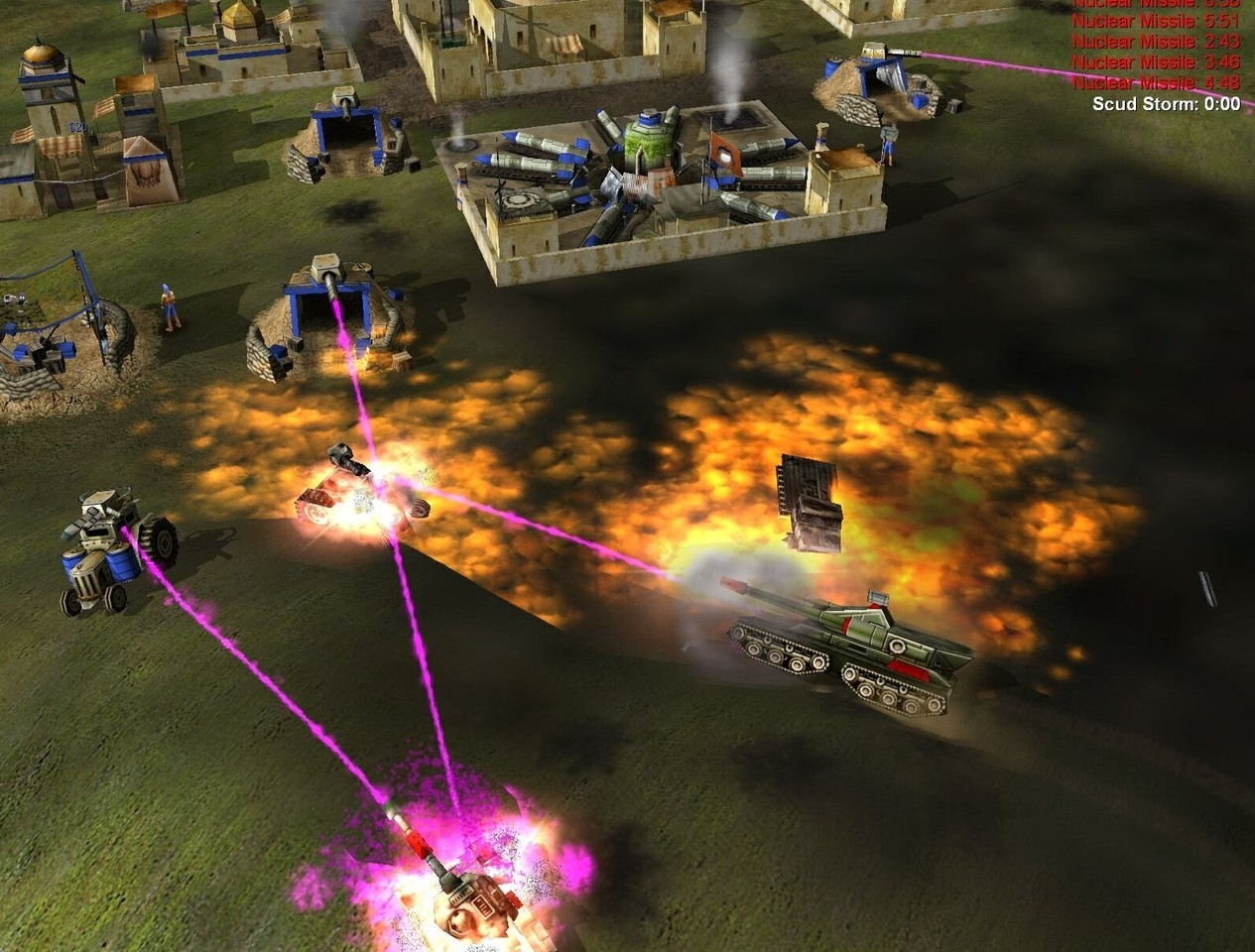 Command And Conquer Zero Hour Cheats