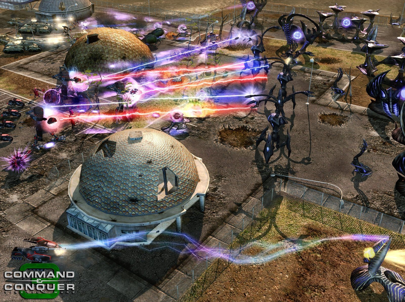 Command Conquer 3: Tiberium Crysis/Командуй И Побеждай 3 Кризис Тиберии Игру Для Pc