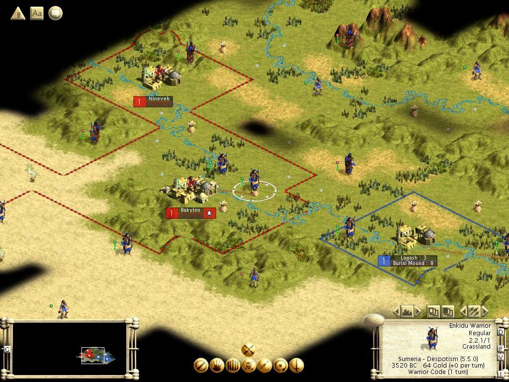 Игра civilization 3 cheats - b2