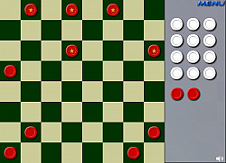 ������� ���� ���� 3 In 1 Checkers