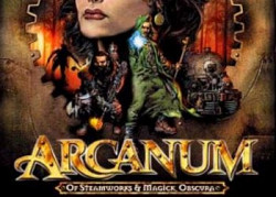 ������� � ���� Arcanum: Of Steamworks and Magick Obscura