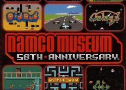 ������� ��� ���� Namco Museum 50th Anniversary Arcade Collection