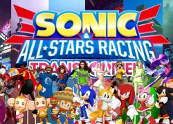 ������� � ���� Sonic & All-Stars Racing Transformed