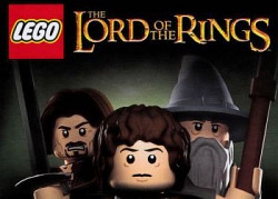 ������� � ���� LEGO The Lord Of The Rings