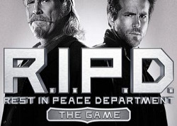 ������� ���� R.I.P.D. The Game