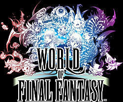 ������� � ���� World of Final Fantasy