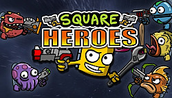 ������� � ���� Square Heroes