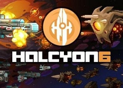 ������� � ���� Halcyon 6: Starbase Commander
