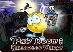 ������� ���� PacDoom 3: Halloween Party