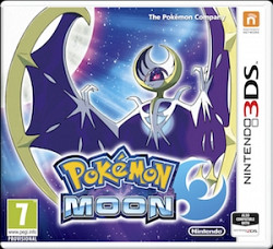 ������� � ���� Pokemon Moon