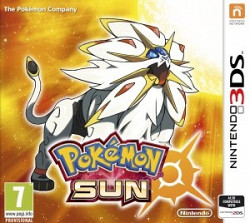 ������� � ���� Pokemon Sun